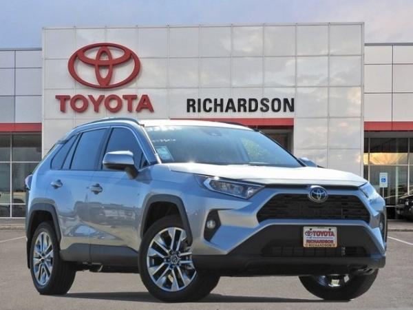 2019 Toyota RAV4 in Richardson, TX