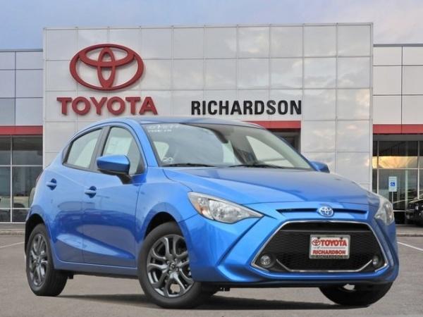2020 Toyota Yaris in Richardson, TX