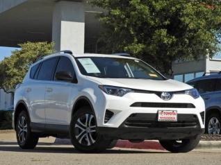 2016 Toyota Rav4 Le Fwd For In Richardson Tx