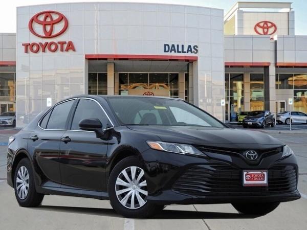 2020 Toyota Camry in Dallas, TX
