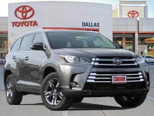 2019 Toyota Highlander in Dallas, TX