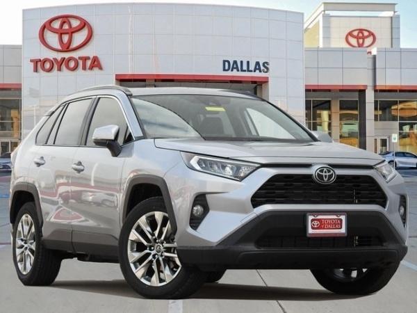 2019 Toyota RAV4 in Dallas, TX