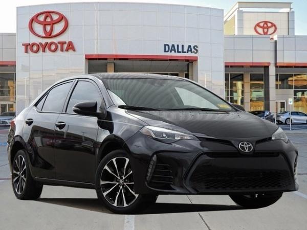 2017 Toyota Corolla in Dallas, TX