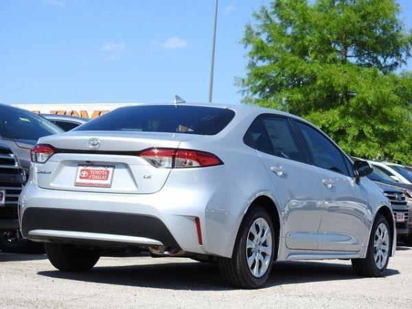 2020 Toyota Corolla in Dallas, TX