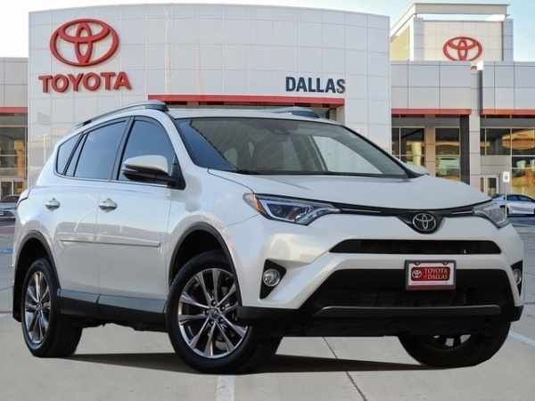 2017 Toyota RAV4 in Dallas, TX