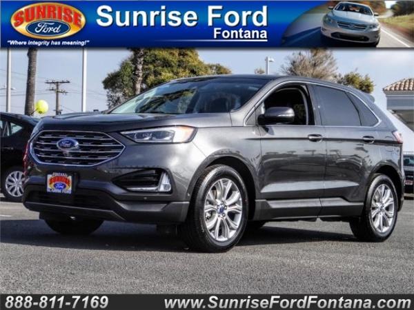 2019 Ford Edge in Fontana, CA