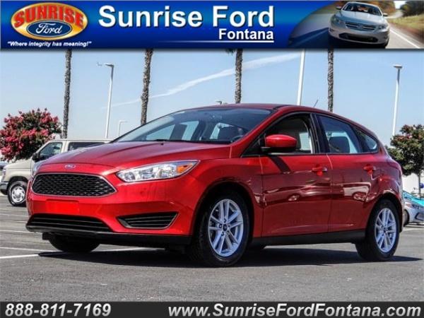 2018 Ford Focus in Fontana, CA