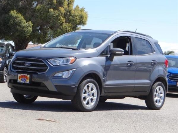 2018 Ford EcoSport in Fontana, CA