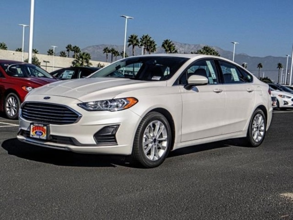 2020 Ford Fusion in Fontana, CA