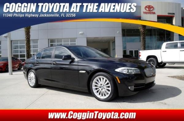 2013 BMW 5 Series in Jacksonville, FL