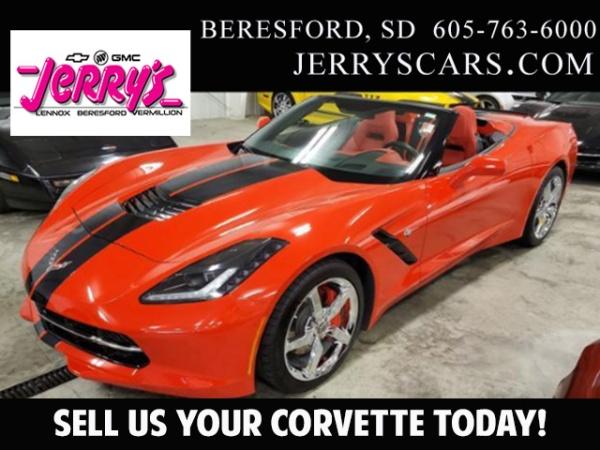 2014 Chevrolet Corvette in Beresford, SD
