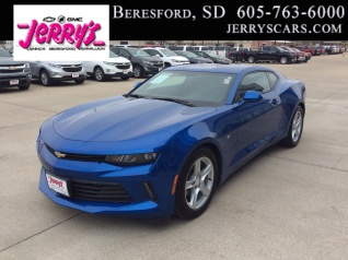 2017 Chevrolet Camaro Lt With 1lt Coupe For In Beresford Sd