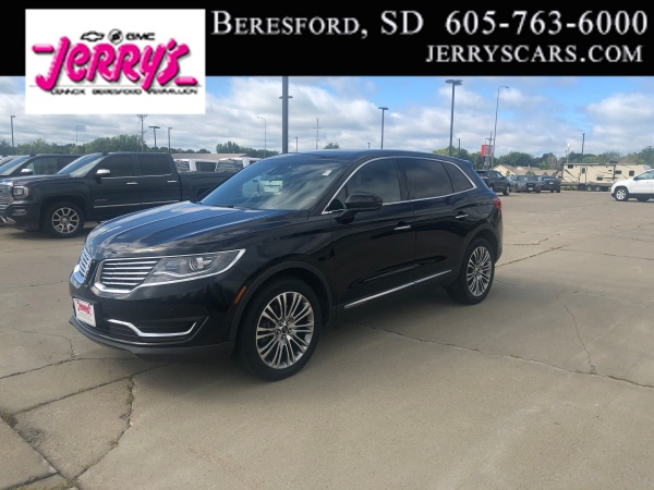 2016 Lincoln MKX in Beresford, SD