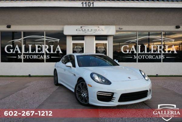2015 Porsche Panamera in Scottsdale, AZ