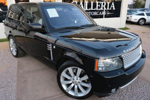 Range Rover Scottsdale >> 2011 Land Rover Range Rover Sc For Sale In Scottsdale Az