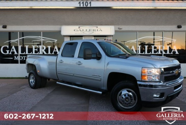 2013 Chevrolet Silverado 3500HD in Scottsdale, AZ
