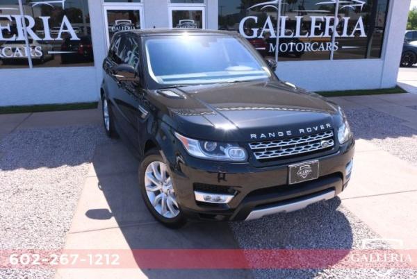 Range Rover Scottsdale >> 2016 Land Rover Range Rover Sport Hse V6 Diesel For Sale In