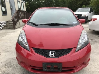 Used 2013 Honda Fit Automatic For Sale In San Antonio, TX