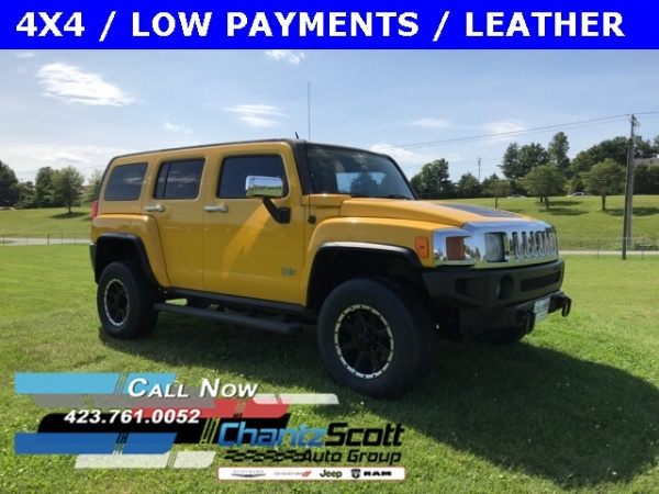 2007 HUMMER H3 in Greeneville, TN