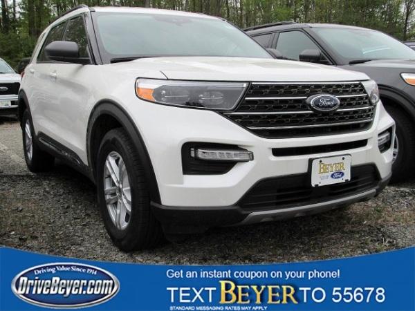 2020 Ford Explorer in Morristown, NJ
