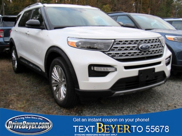 2020 Ford Explorer in Morristown, NJ