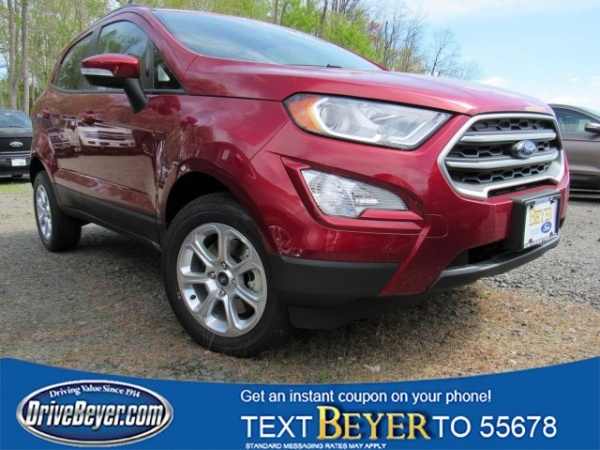 2019 Ford EcoSport in Morristown, NJ
