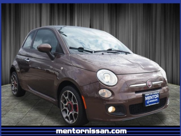 2012 FIAT 500 in Mentor, OH