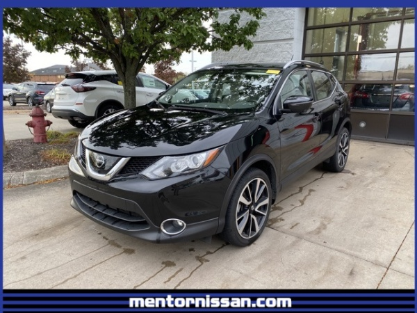 2017 Nissan Rogue Sport in Mentor, OH