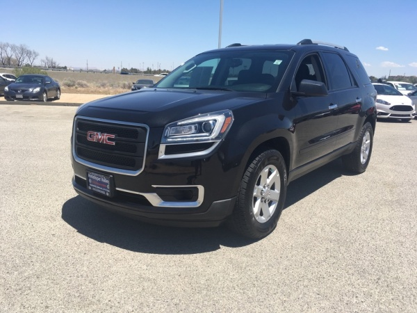 used gmc acadia for sale in bakersfield ca u s news world report. Black Bedroom Furniture Sets. Home Design Ideas