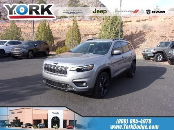 2019 Jeep Cherokee Altitude