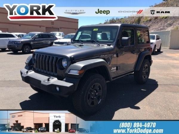 2019 Jeep Wrangler in Prescott, AZ