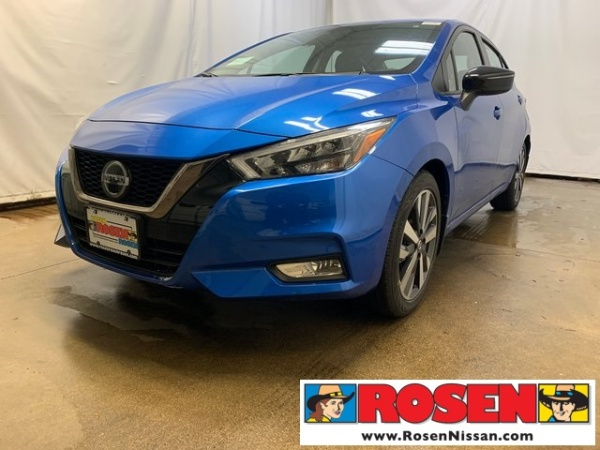 2020 Nissan Versa in Milwaukee, WI
