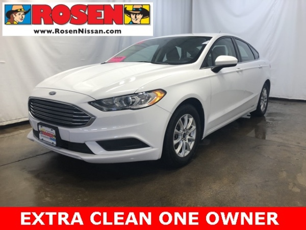 2017 Ford Fusion in Milwaukee, WI