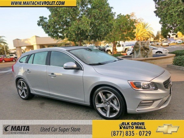2015 Volvo V60 in Elk Grove, CA