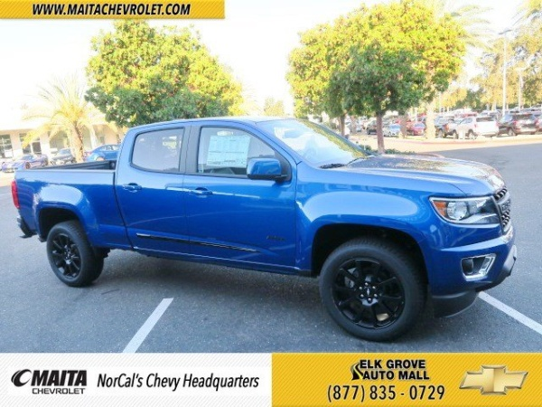 2020 Chevrolet Colorado in Elk Grove, CA