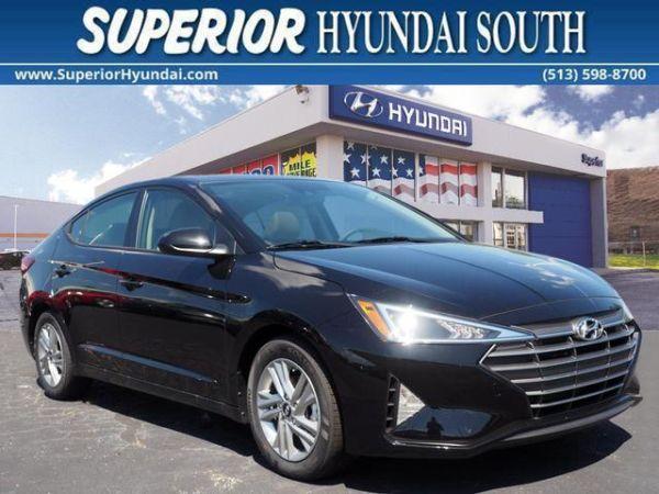 2020 Hyundai Elantra in Cincinnati, OH