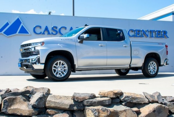 2019 Chevrolet Silverado 1500 in Wenatchee, WA