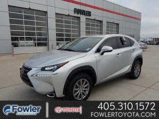 2016 Lexus NX 200t FWD For Sale In Norman OK