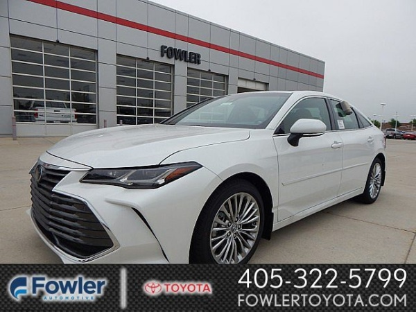 Fowler Toyota Norman Ok >> 2019 Toyota Avalon Limited For Sale In Norman Ok Truecar