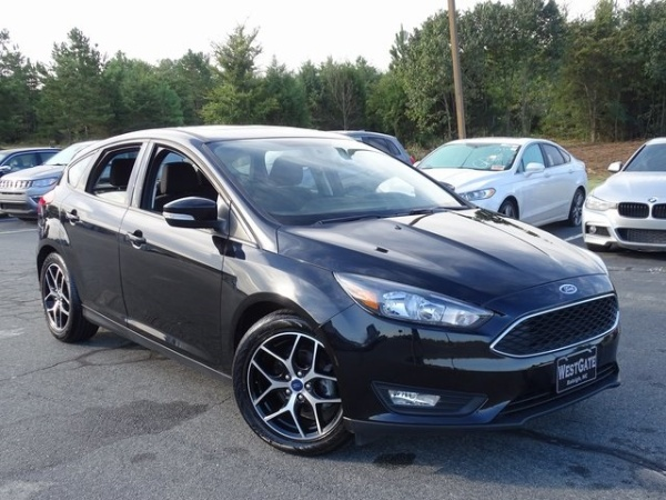 2017 Ford Focus in Graham, NC