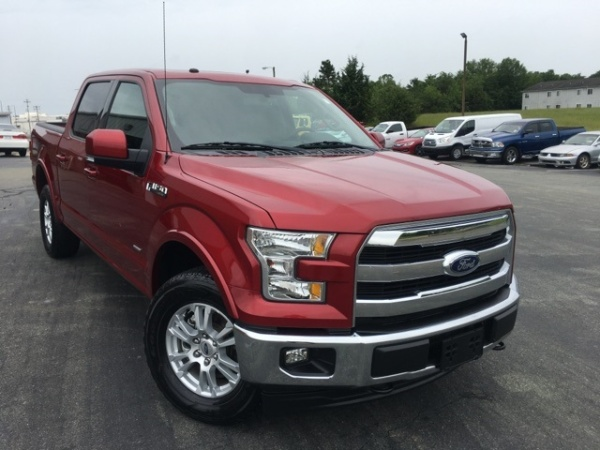 2017 Ford F-150 in Graham, NC