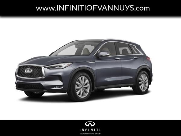 2019 Infiniti QX50