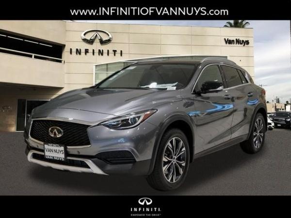 2019 Infiniti QX30 LUXE