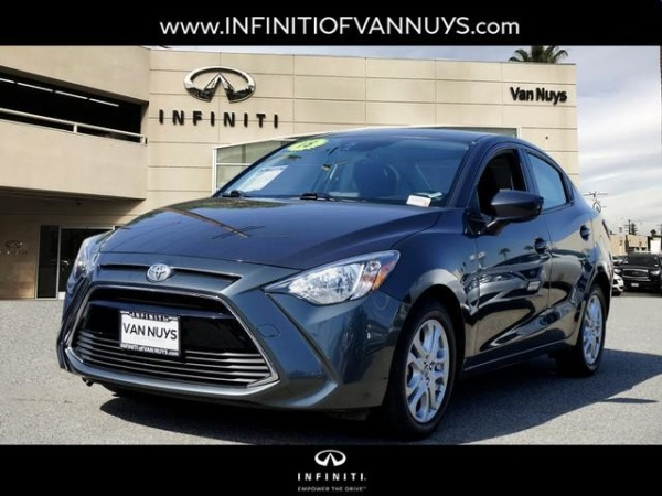 2018 Toyota Yaris iA in Sherman Oaks, CA