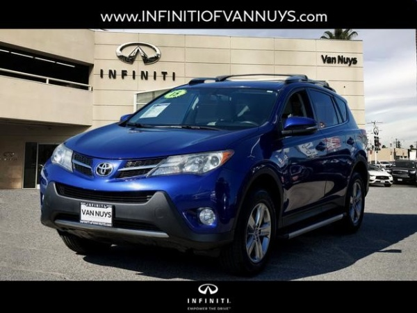 2015 Toyota RAV4 in Sherman Oaks, CA