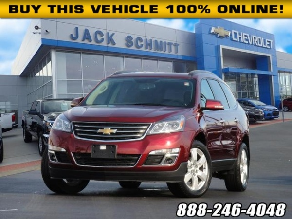 2017 Chevrolet Traverse in Wood River, IL