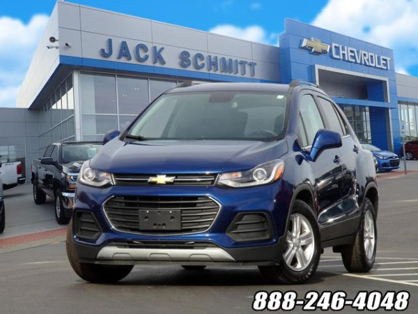 2017 Chevrolet Trax in Wood River, IL