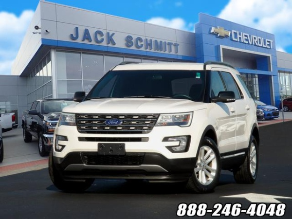 2017 Ford Explorer in Wood River, IL