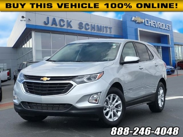 2018 Chevrolet Equinox in Wood River, IL