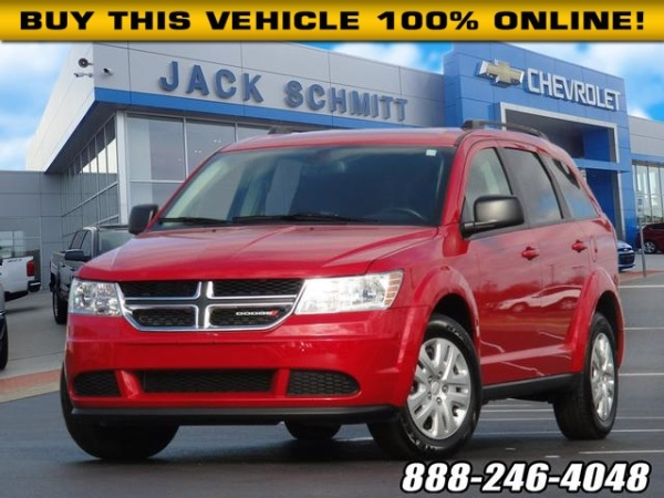 2018 Dodge Journey in Wood River, IL